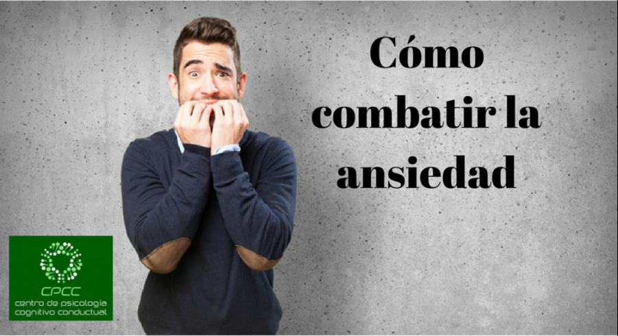 combatir ansiedad